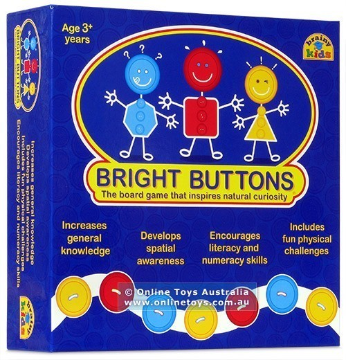 G866: Bright Buttons Game
