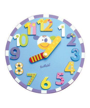 P572: Clock Puzzle