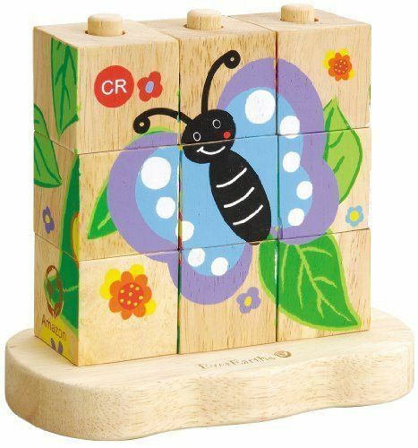 P658: Butterfly Stacker Puzzle