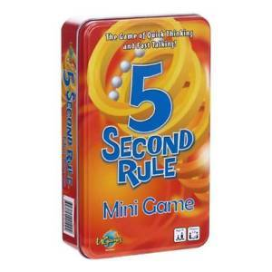 G885: 5 Second Rule Game