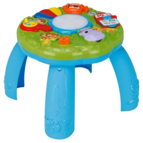 A156: Animal Adventure Activity Table