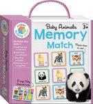 G344: Baby Animals Memory Match