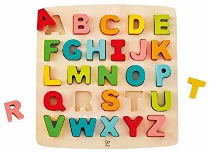 P661: Alphabet Puzzle