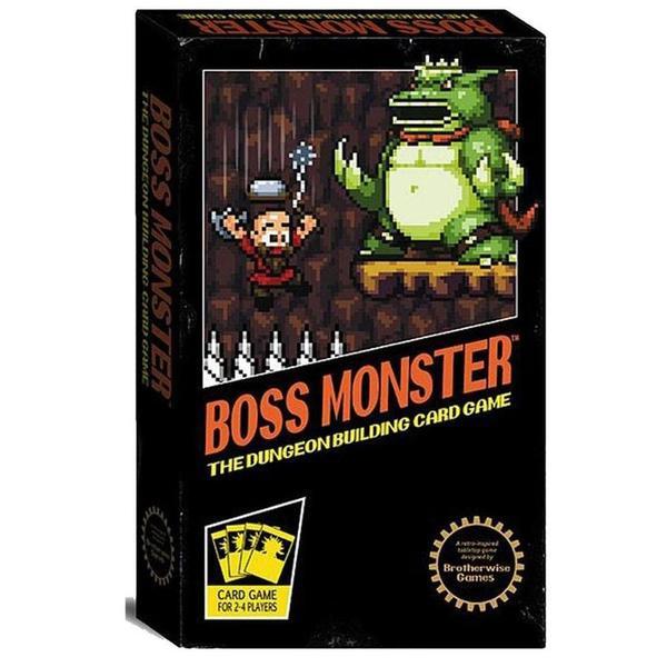 G896: Boss Monster Game