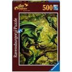P674: 500 piece Puzzle - Age of Dragons