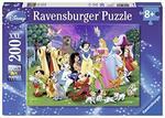 P679: 200 piece Puzzle - Disney Favourites