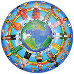 P682: Children of the World Puzzle