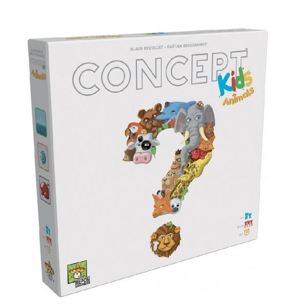 G914: Concept Kids - Animals - Game