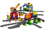 C496: Duplo Deluxe Train Set