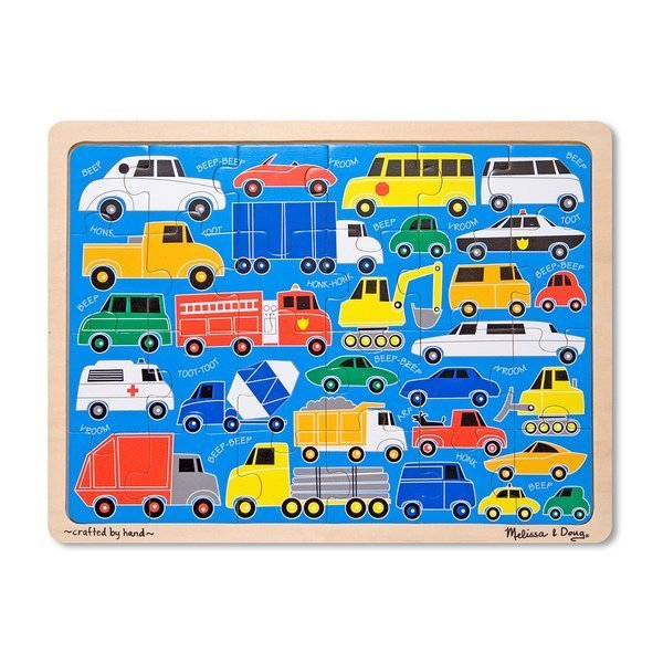 P547: Beep Beep Puzzle