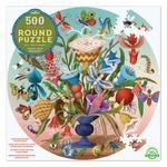 P071: 500 piece Puzzle - Crazy Bug Bouquet