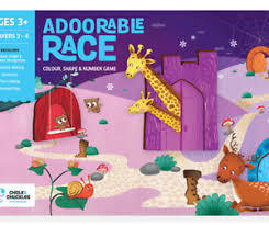G924: Adoorable Race Game