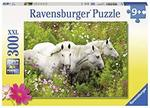 P133: 300 piece Puzzle - Horses in a Meadow
