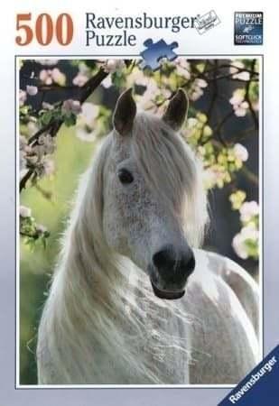 P224: 500 piece Puzzle - Equestrian Spring