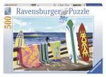 P255: 500 piece Puzzle - Hang Loose