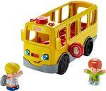 V073: Little People School Bus