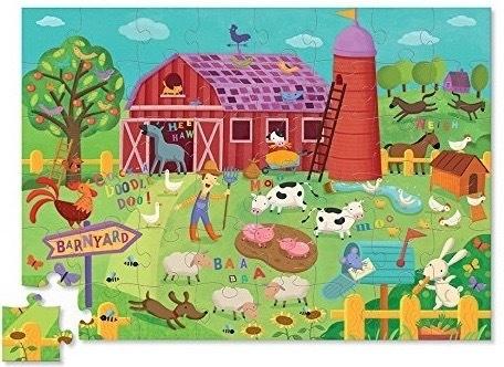P708: Barnyard Puzzle