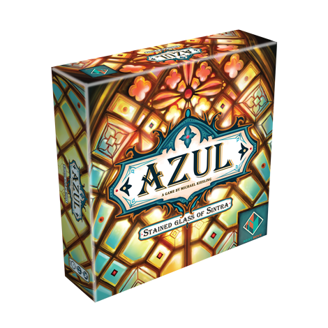 G453: Azul - Stained Glass of Sintra - Game