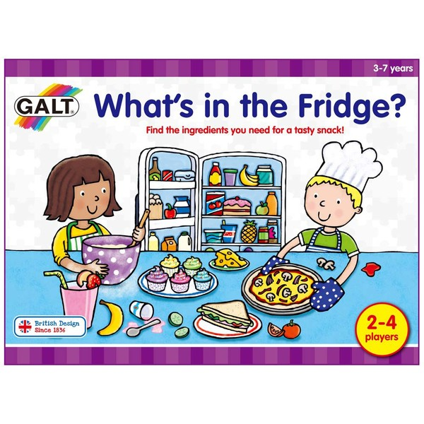 G953: What's in the Fridge? Game
