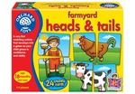 G956: Farmyard Heads and Tails Game