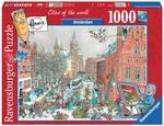 P720: 1000 piece Puzzle - Cities of the World - Amsterdam