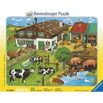P107: Animal Families Puzzle