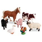 I108: Jumbo Farm Animals