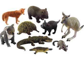 I114: Australian Animals