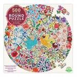 P111: 500 piece Puzzle - Blue Bird Yellow Bird