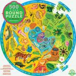 P742: 500 piece Puzzle - Biodiversity