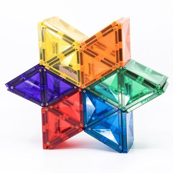 C505: Connetix Magnetic Tiles
