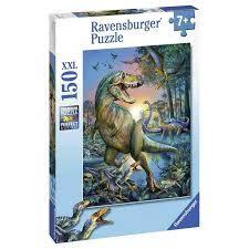 P763: 150 piece Puzzle - Prehistoric Giant