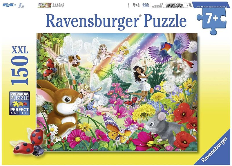 P764: 150 piece Puzzle - Magical Forest Fairies
