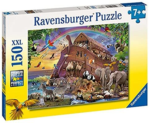 P769: 150 piece Puzzle - Boarding the Ark