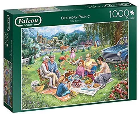 P772: 1000 piece Puzzle - Birthday Picnic