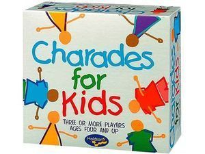 G984: Charades for Kids Game