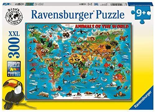 P785: 300 piece Puzzle - World of Animals