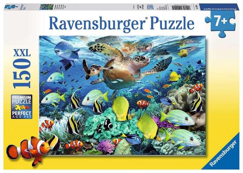 P786: 150 piece Puzzle - Underwater Paradise