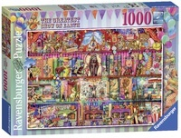 P448: 1000 piece Puzzle - The Greatest Show on Earth