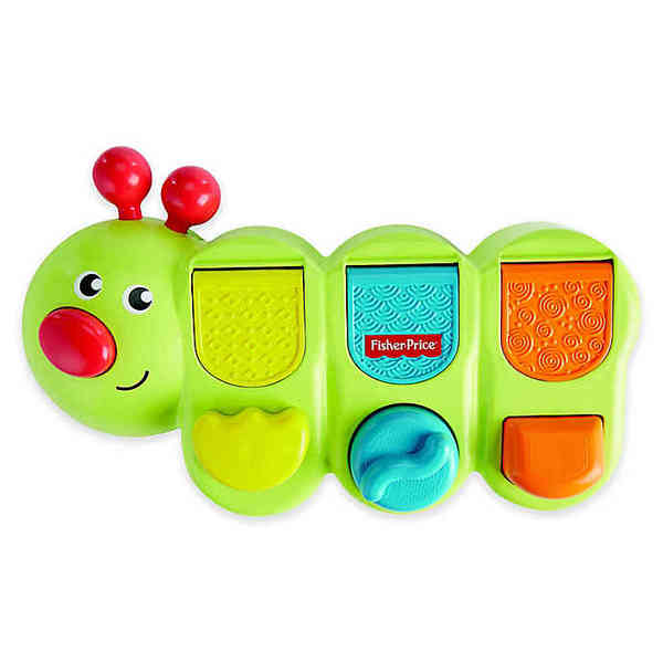 C512: Caterpillar Pop Up Toy