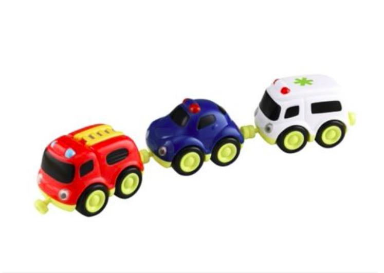 V105: 6 Toddler Vehicles