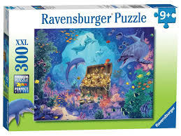 P253: 300 piece Puzzle - Deep Sea Treasure
