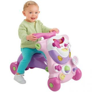 R158: Bruin Play and Ride Walker
