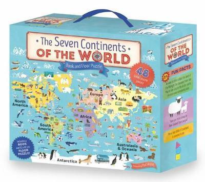 P801: The 7 Continents of the World Puzzle