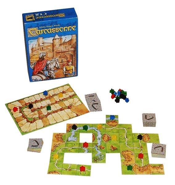 G995: Carcassonne Game