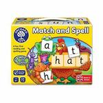 G643: Match and Spell Game
