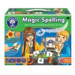 H014: Magic Spelling Game