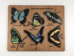P814: Australian Butterflies Inset Board