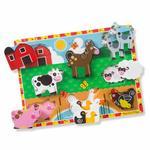 P831: Farm - Chunky Puzzle