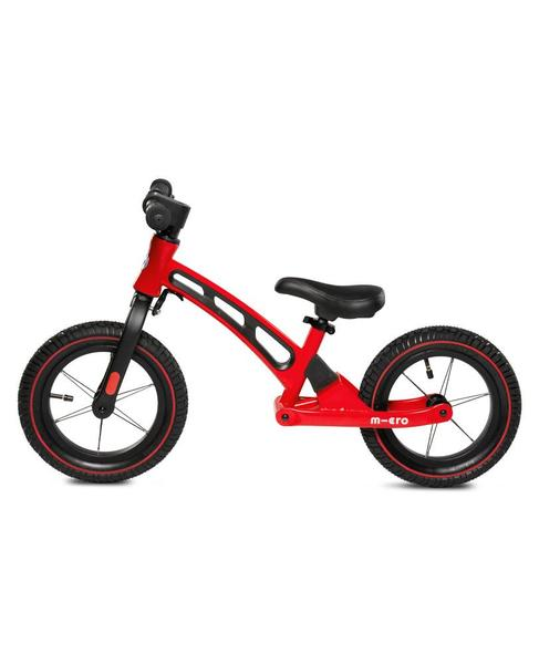 R161: Micro Balance Bike Deluxe - Red